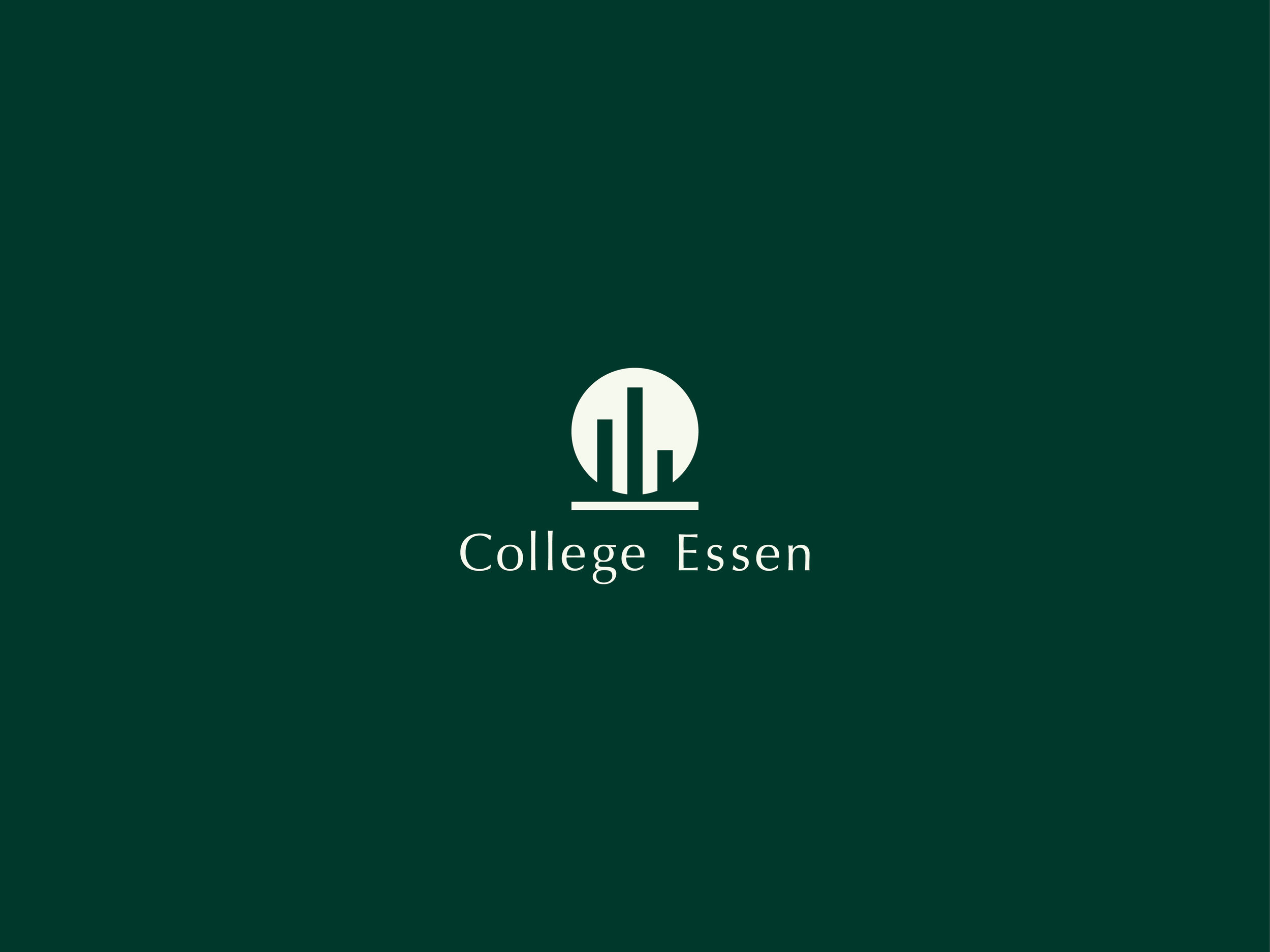 College Essen Branding Chloe