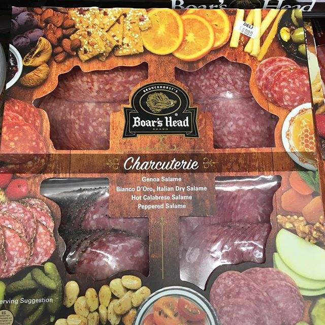 Bear's Head Charcuterie saves you time!  Look for it by the deli department . . . . #bensonhurstmarket #grocery #shopping #food #savemoney #groceryshopping #groceries #supermarket #grocerystore #instagrocery #instafood #list #organic #specials #deals #ethnic #produce #deli #fresh #store #grocerylist #sale #charcuterieboard #salami #coldcuts #partysnacks