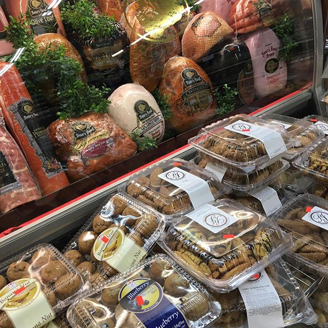 Lots of goodies at the deli waiting for you . . . . #bensonhurstmarket #grocery #shopping #food #savemoney #groceryshopping #groceries #supermarket #grocerystore #instagrocery #instafood #list #organic #specials #deals #ethnic #produce #deli #fresh #store #grocerylist #sale #cookies #coldcuta #supermarketdeli