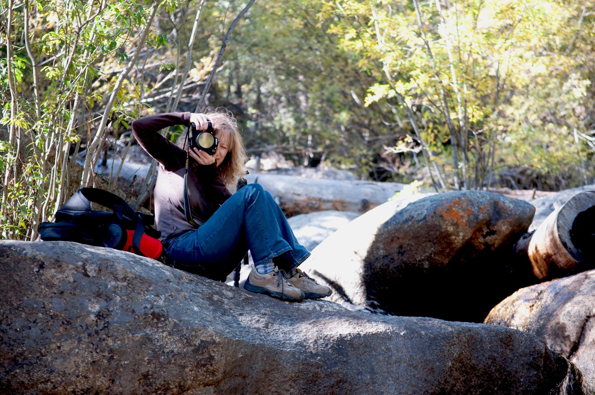 Christine Miller - Christine is a creative photographer with an eye for the details that surround us and whose work has been purchased by individuals, hospitals and businesses in creating a unique ambiance for each across the United States.