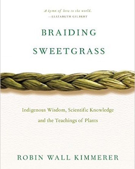 hey bulbancha (new orleans)! @powerfemmetarot and I (Wiggy) are about to start reading #braidingsweetgrass by #robinwallkimmerer together & wanted to invite any local folx to join us & then meet up for a cute dinner to discuss when we're all finished! thinking about a meet up sometime in September. DM us if you're interested!
