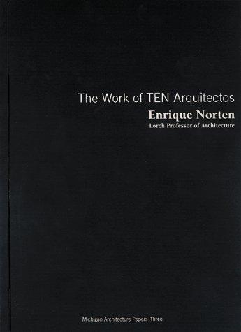 The Work of TEN ARQUITECTOS - PDF