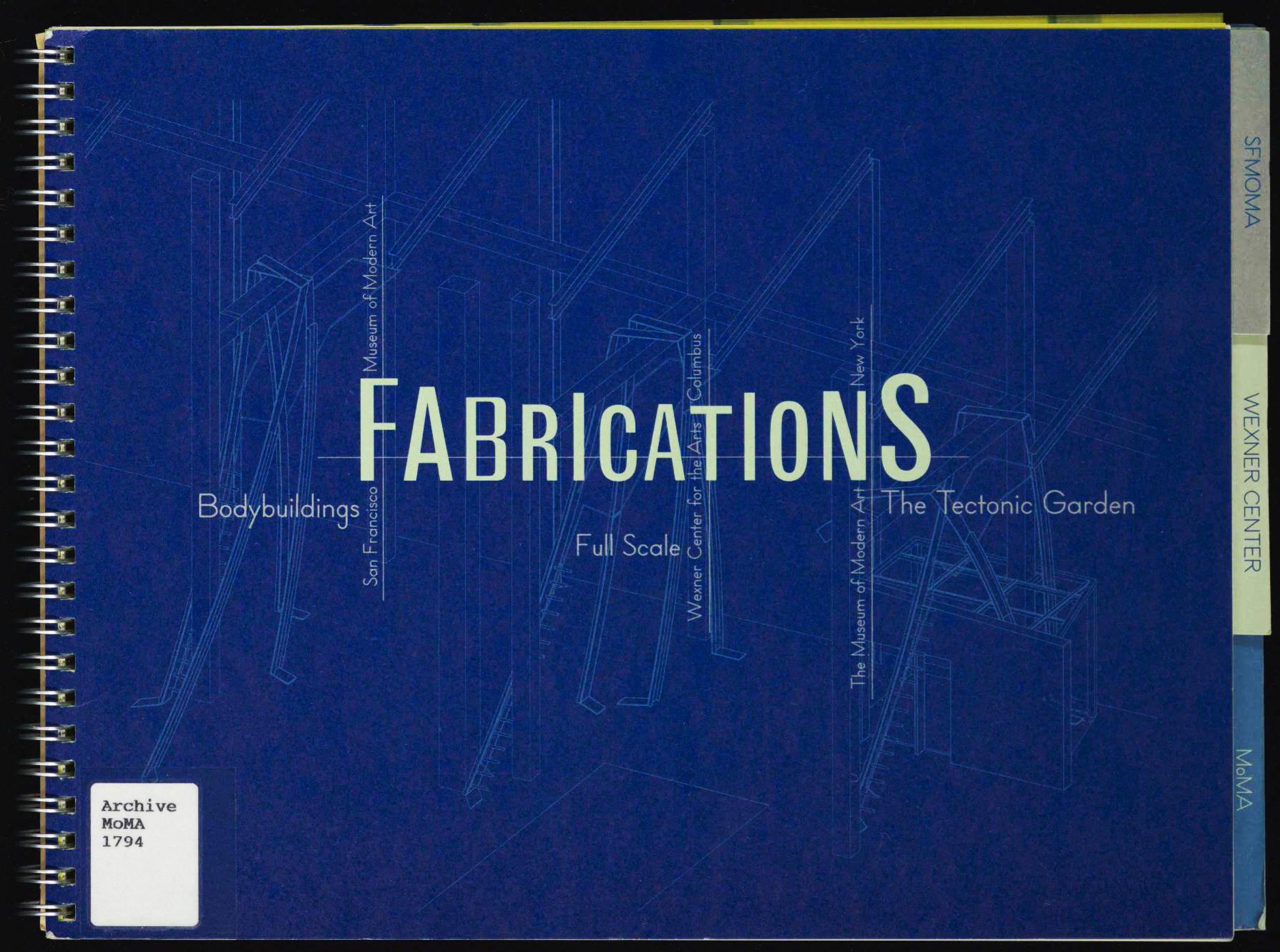 MoMa Fabrications - PDF