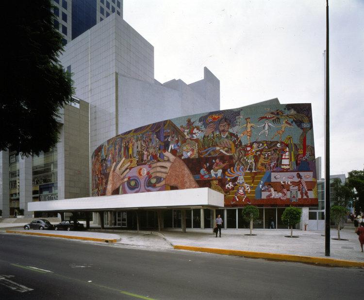 Teatro Insurgentes - Ciudad de México