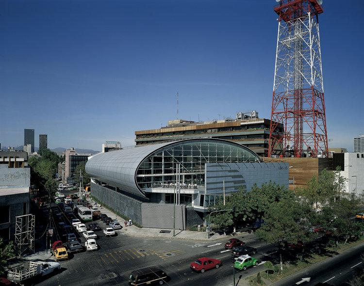 Edificio de Servicios TELEVISA - Ciudad de México