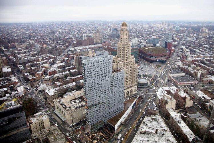 BAM South Site - New York, USA
