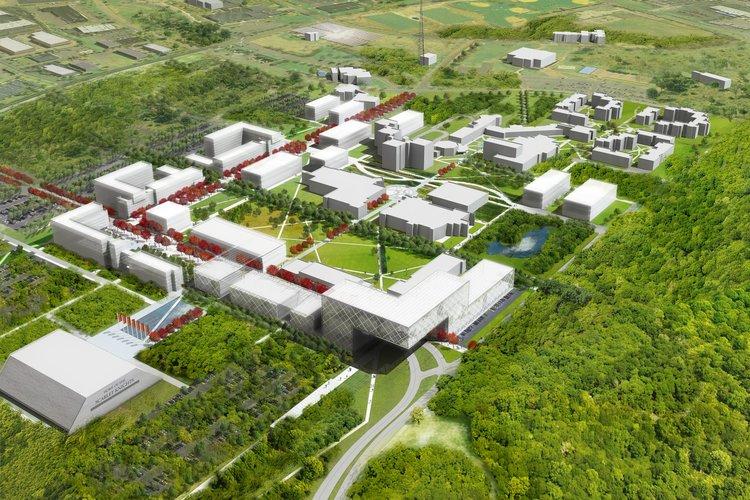 Rutgers University Livingston Campus Masterplan - Piscataway , NJ, USA
