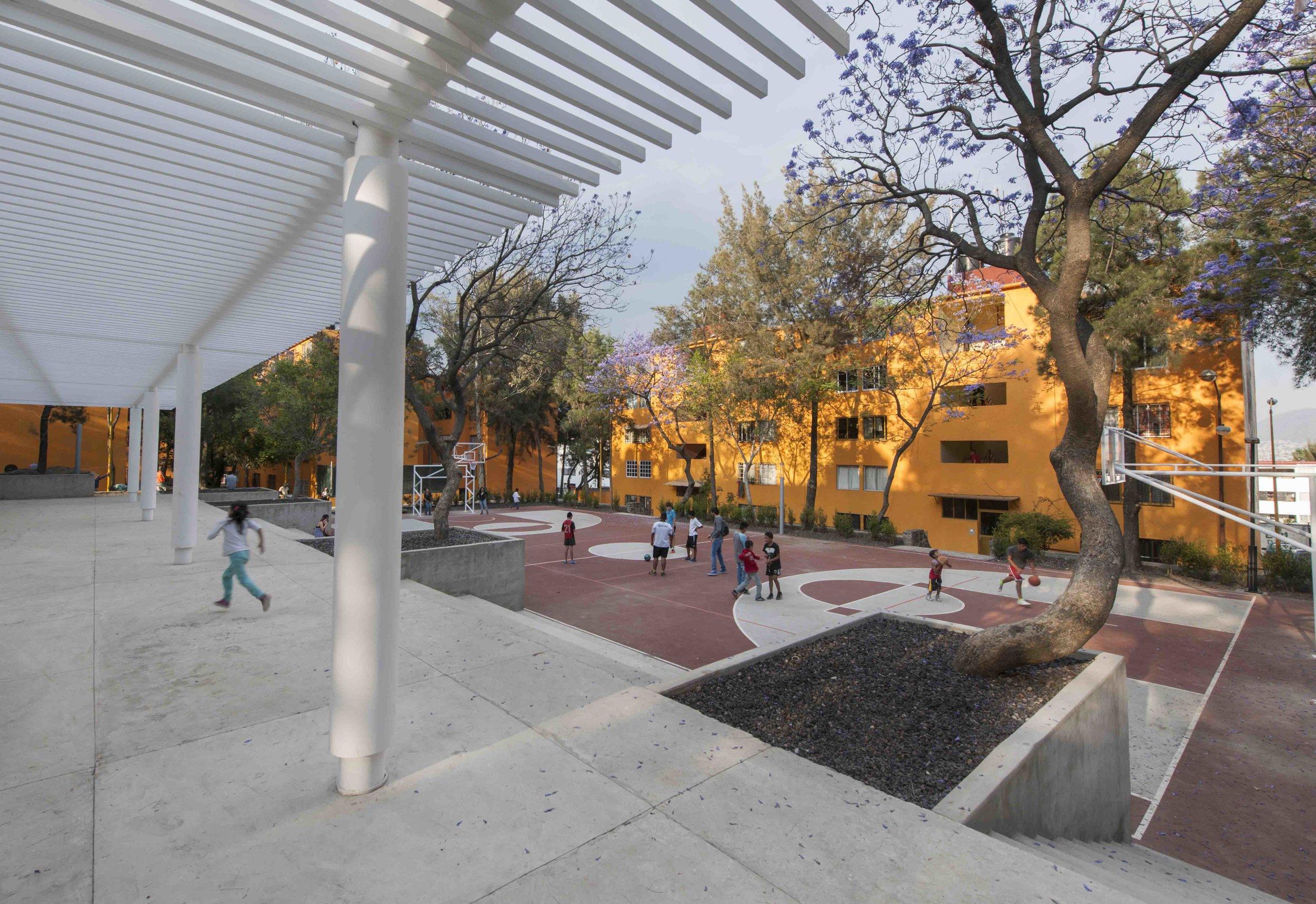 Infonavit Plaza San Lorenzo - Ciudad de México