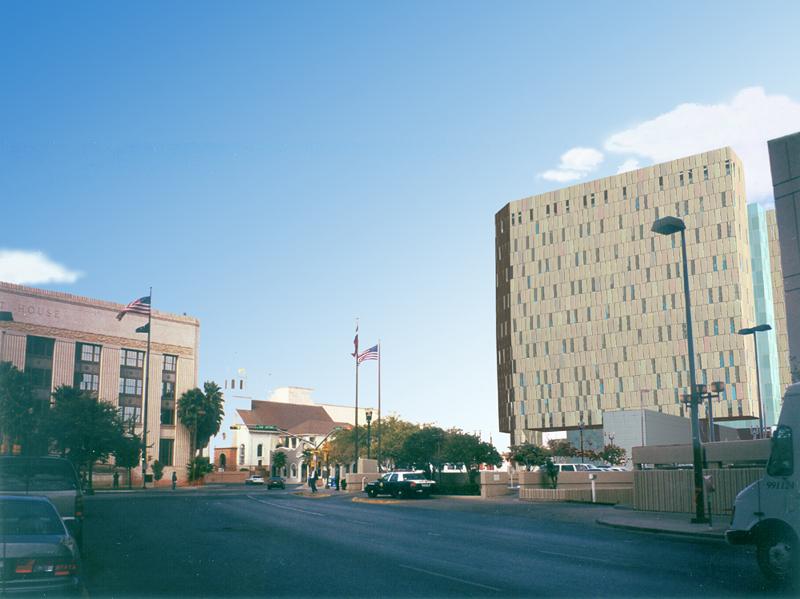Federal Court Building - El Paso, USA