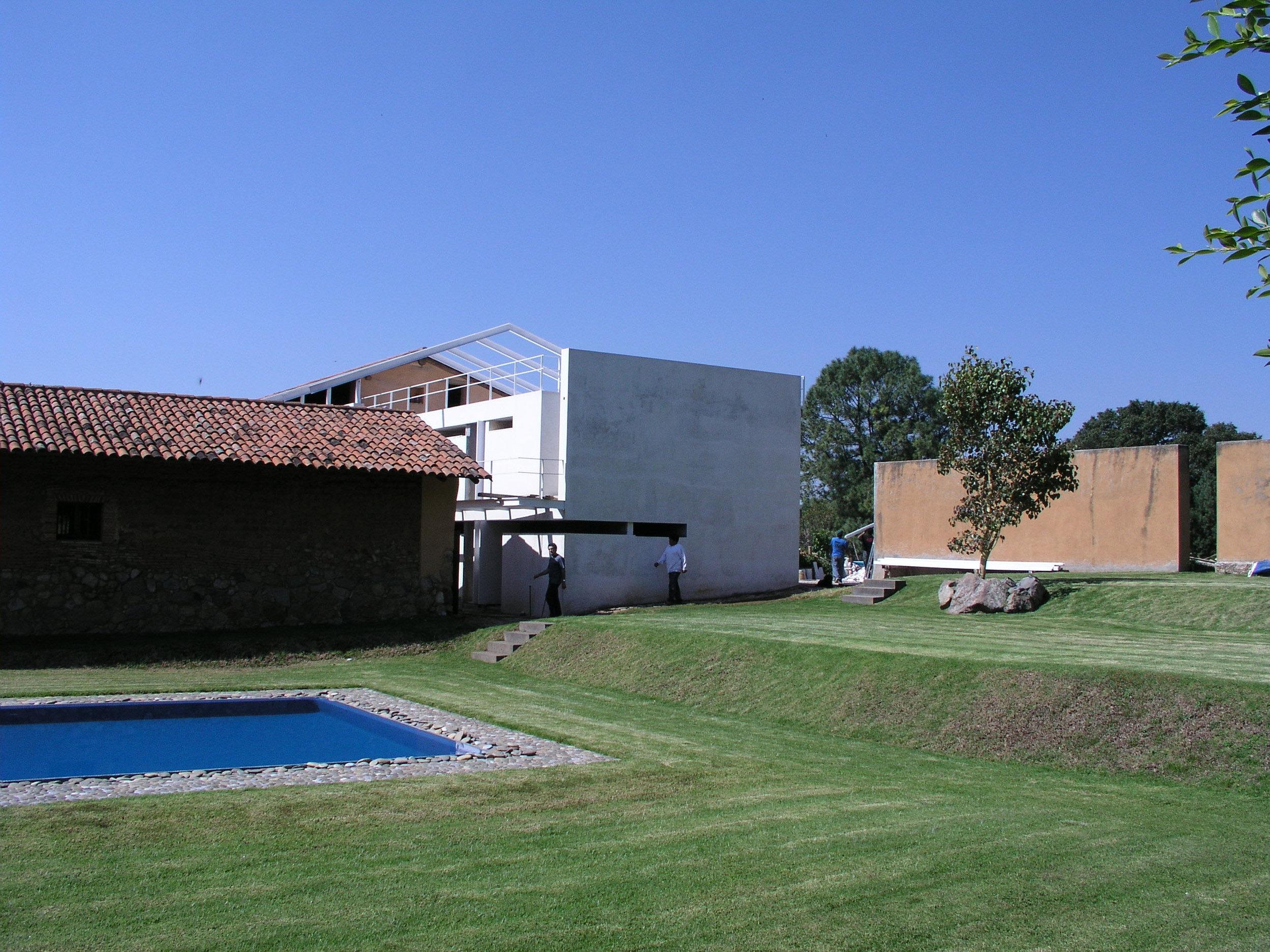 Casa SB - San Gabriel, México