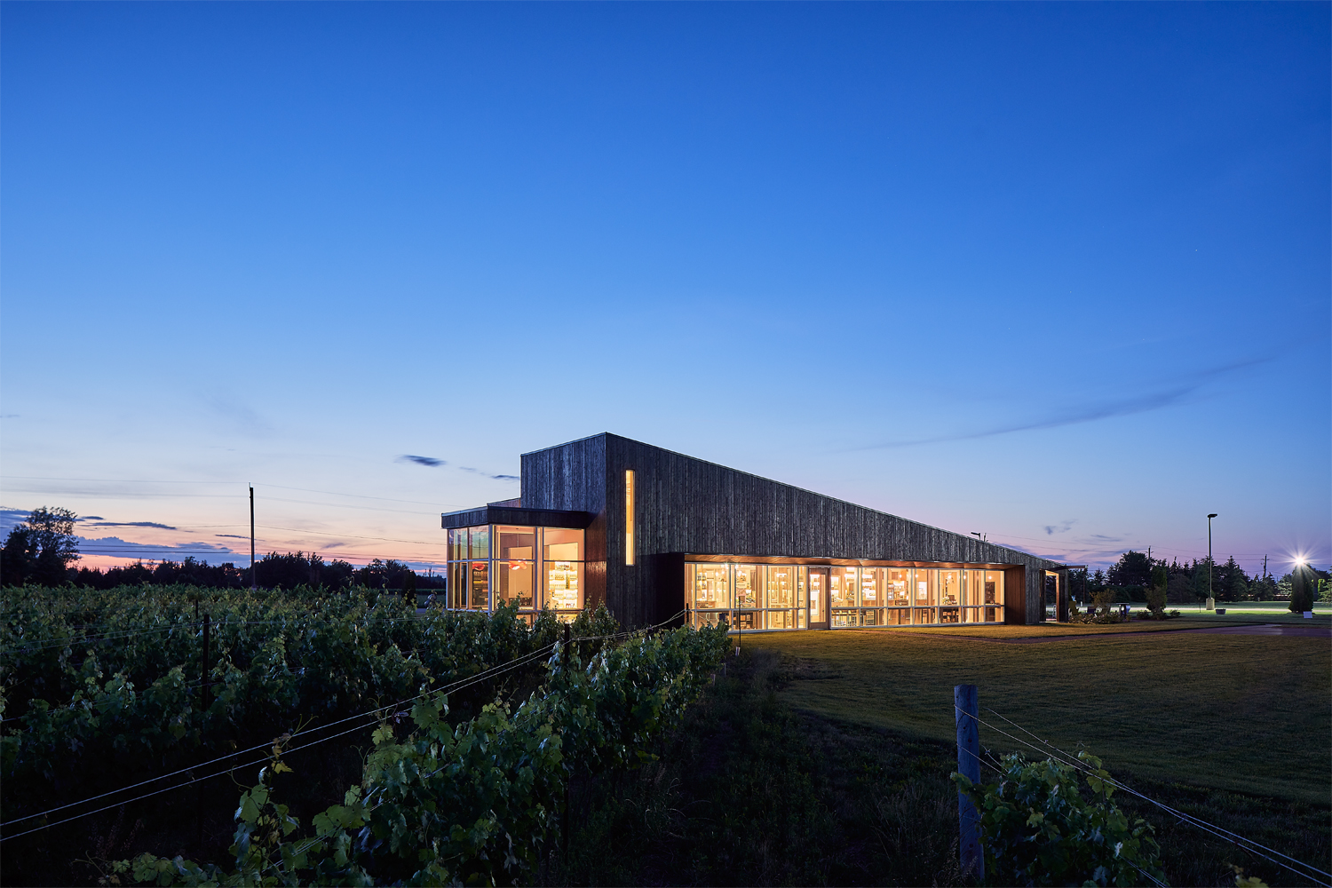 Diamond Estates Winery — Niagara-on-the-Lake