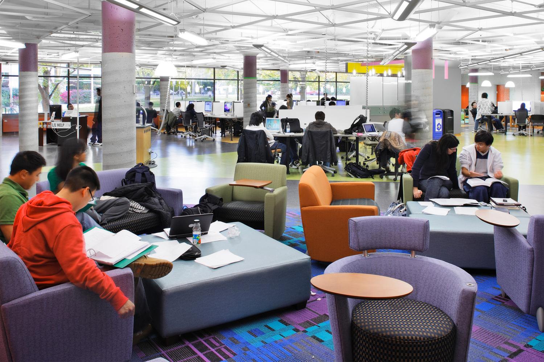 McMaster Thode Library — Hamilton