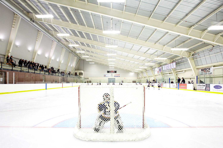 Morgan Firestone Arena — Ancaster