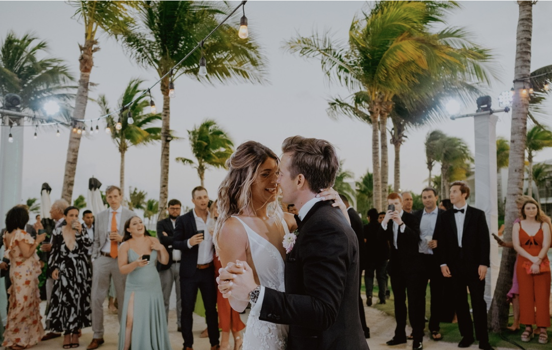 Michael & Alley's Wedding in Mexico - Featured Wedding