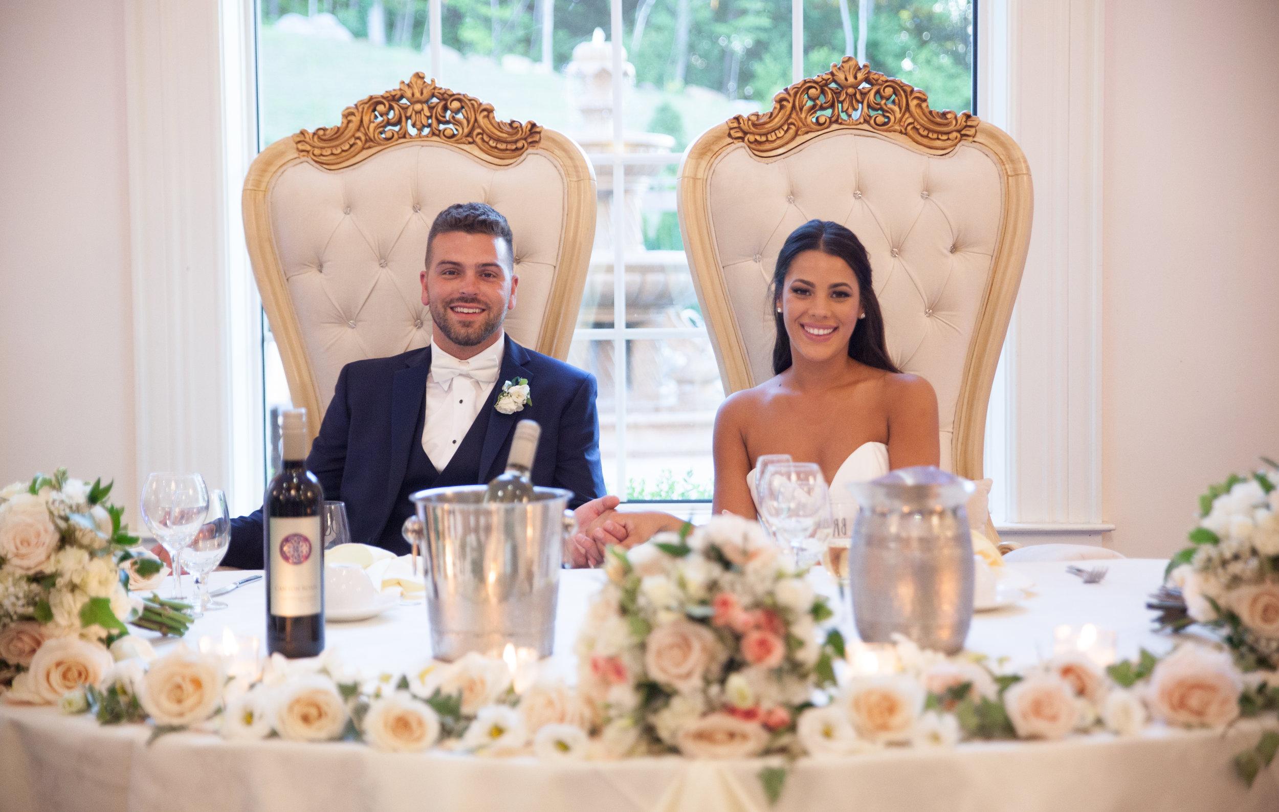 Crystal & Stefan's wedding - Featured Wedding