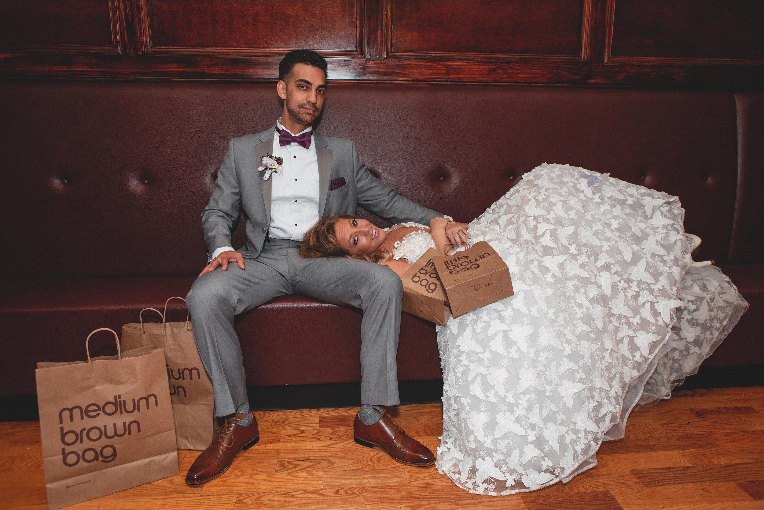 Dom & Amanda's Wedding - Featured Wedding