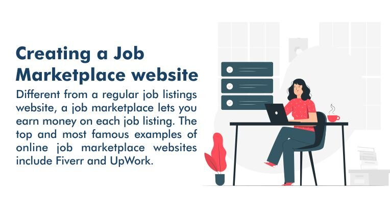 wordpress job site template