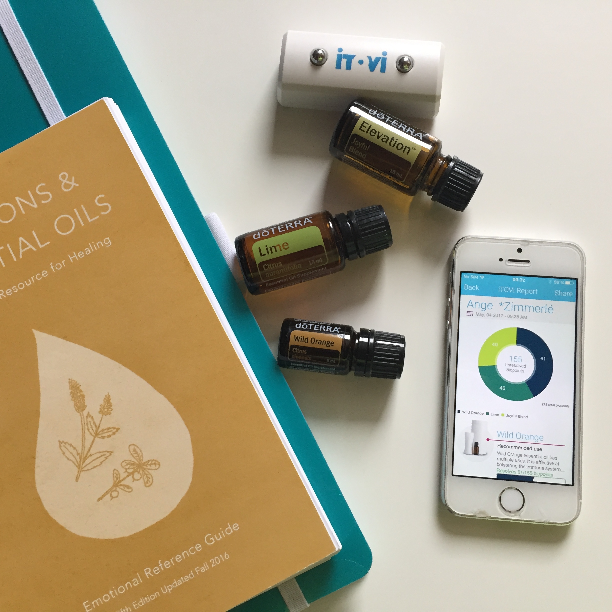 The Importance of Emotional Health and wellness, iTovi Scanner, Essential oils, doterra, HOO Happiness blog