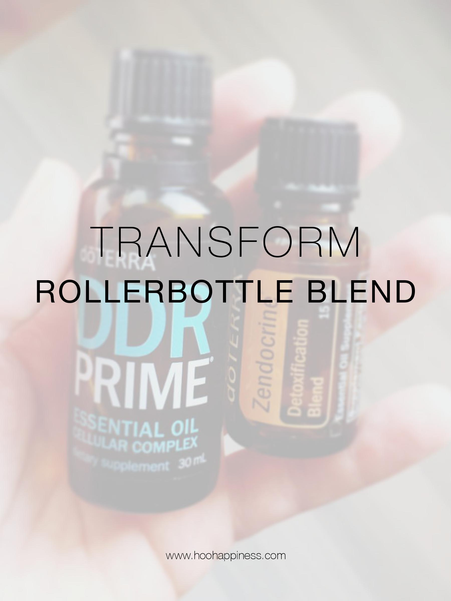 Transform Roller Bottle Blend