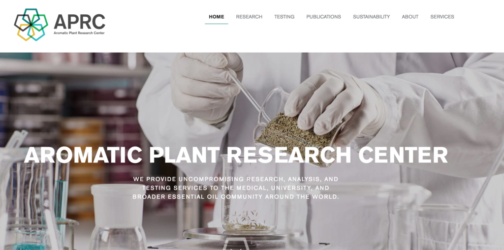 Aromatic Plant Research Centre