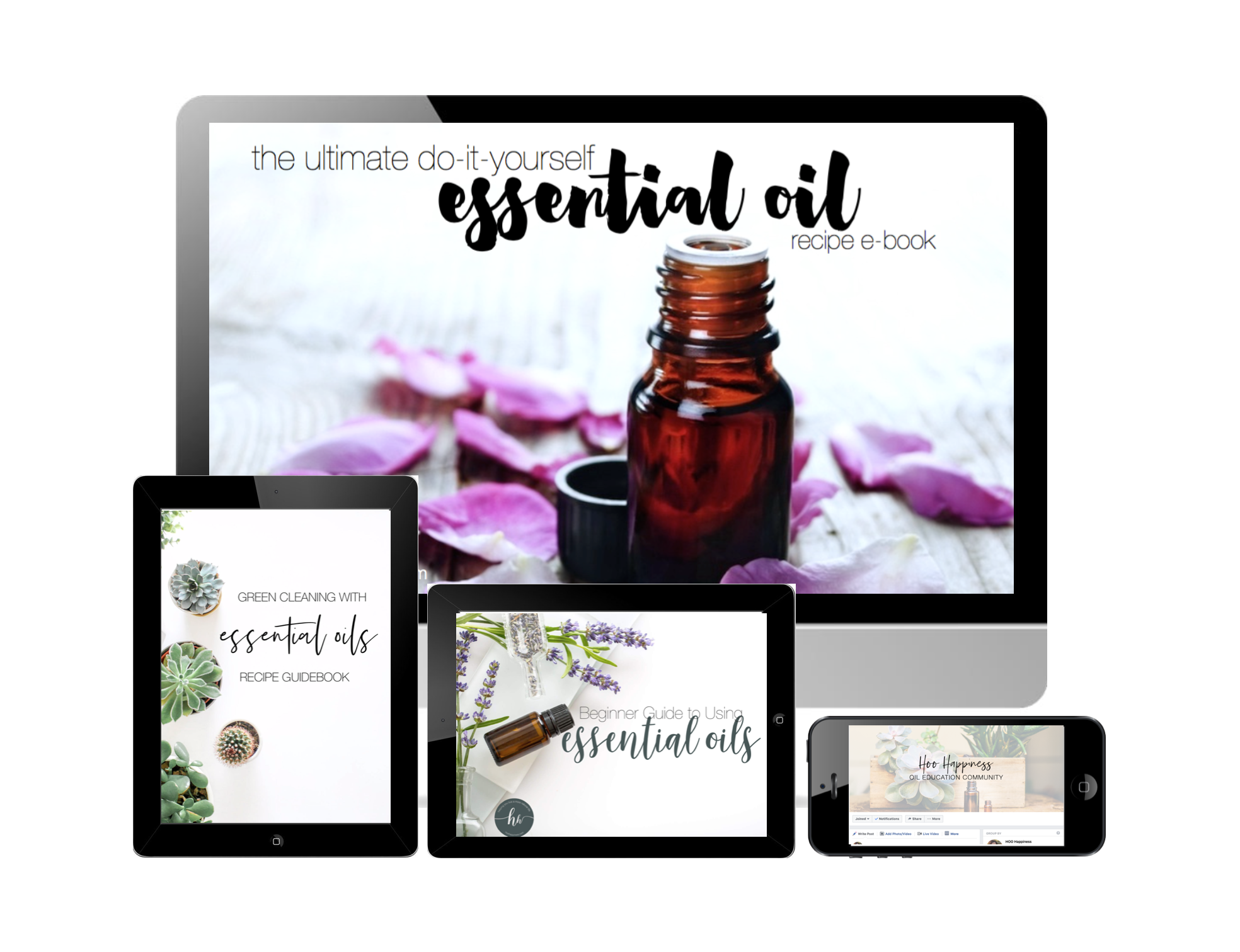 Essential Oil Bonuses