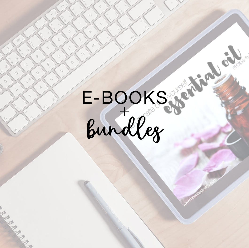 Purchase E-Books + Bundles