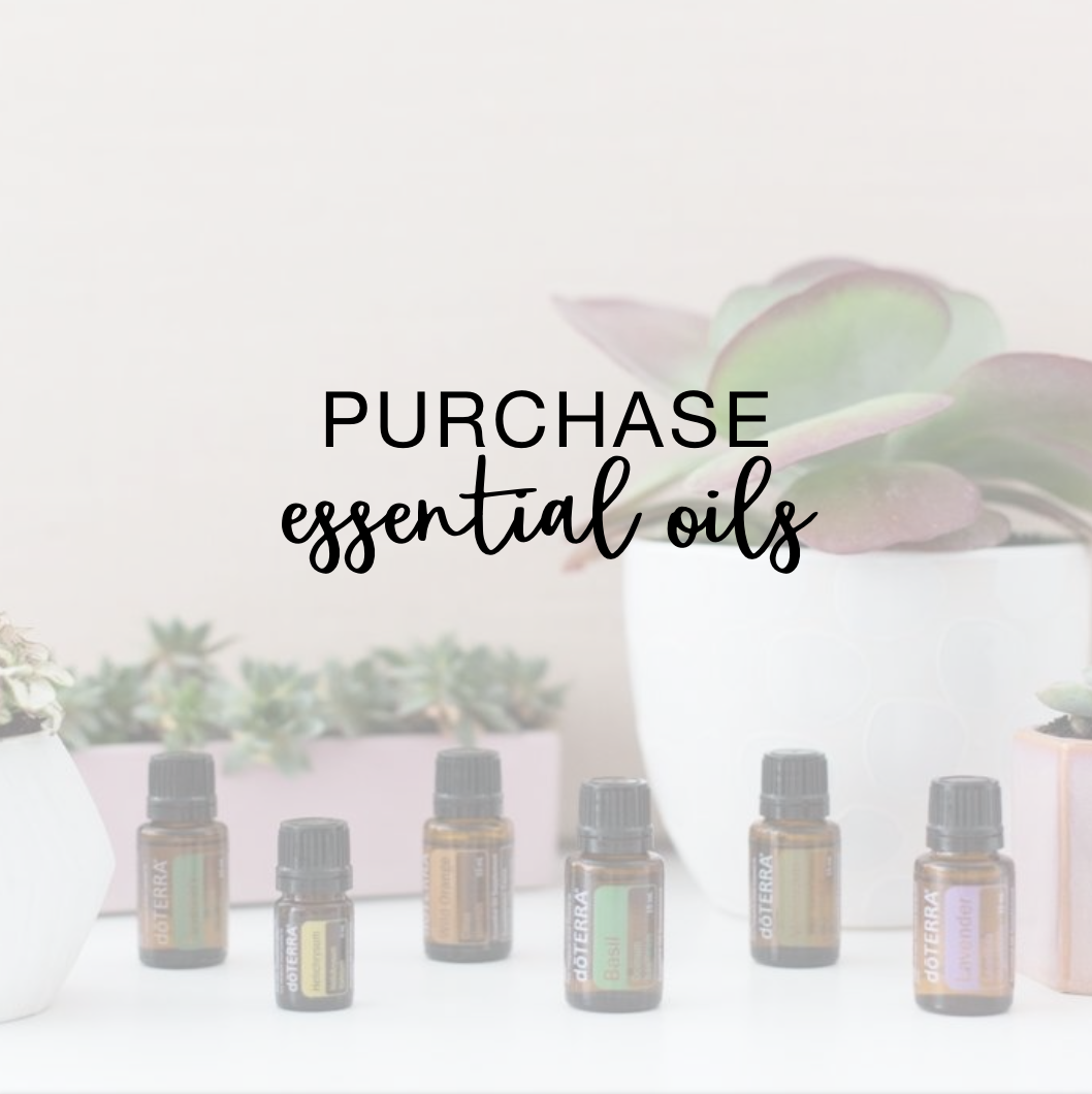 Purchase dōTERRA Essential Oils