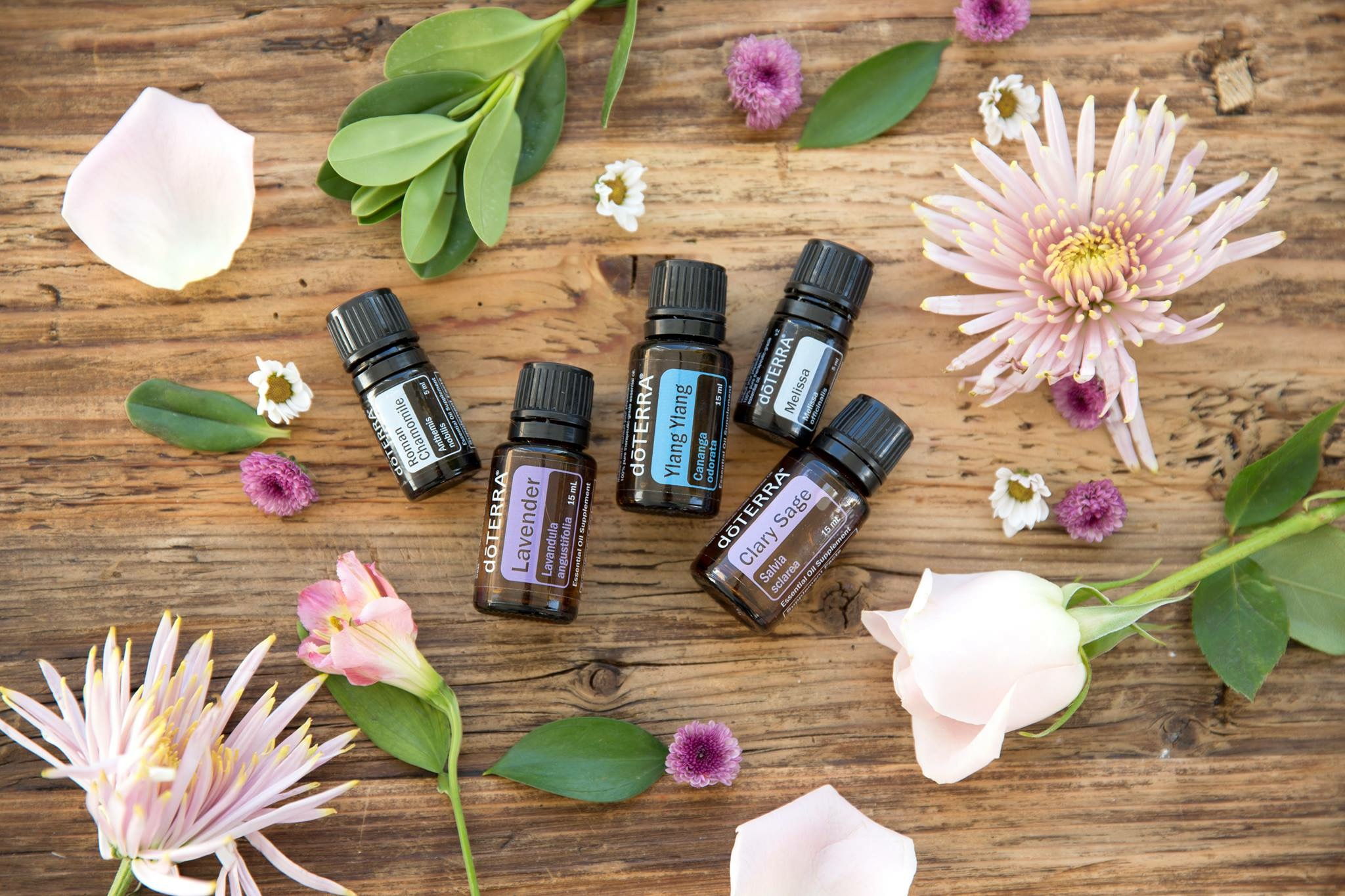 The Brand - Learn why My Heart loves doTERRA