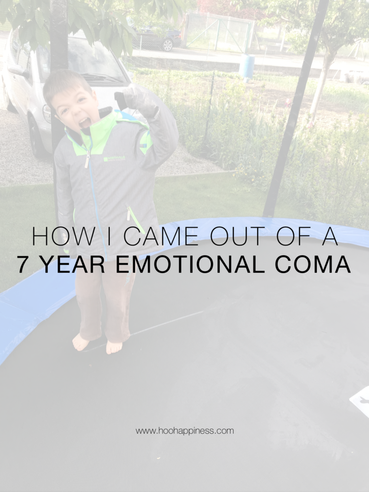 How I came out of a 7 Year Coma