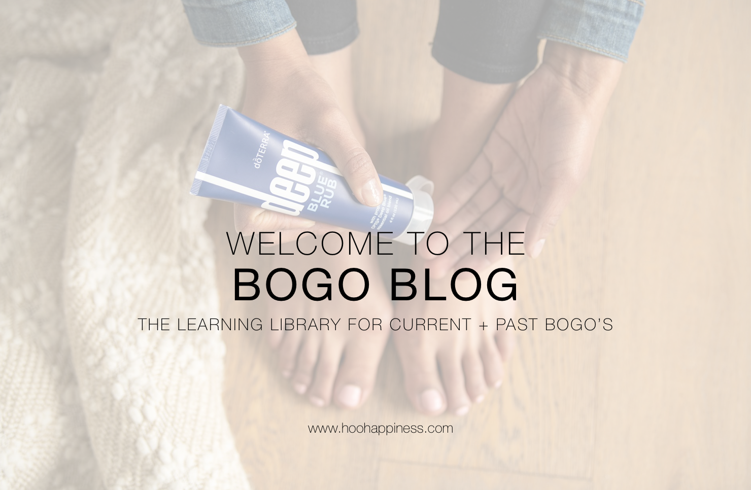 Welcome to the HOO Happiness Bogo Blog Page: Informative posts about current + past logos offered by dōTERRA