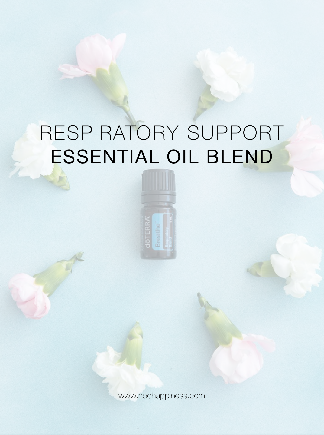 Breathe Better + Breathe Easier with this Respiratory Support Essential Oil Blend, dōTERRA, Bogo Blog, HOO Happiness