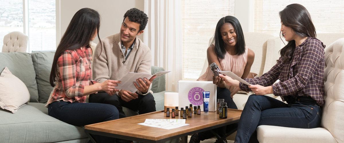 Einkommensmöglichkeit - Oder auch - wie doTERRA auf Platz eins der Network- Multilevel Marketing geworden?