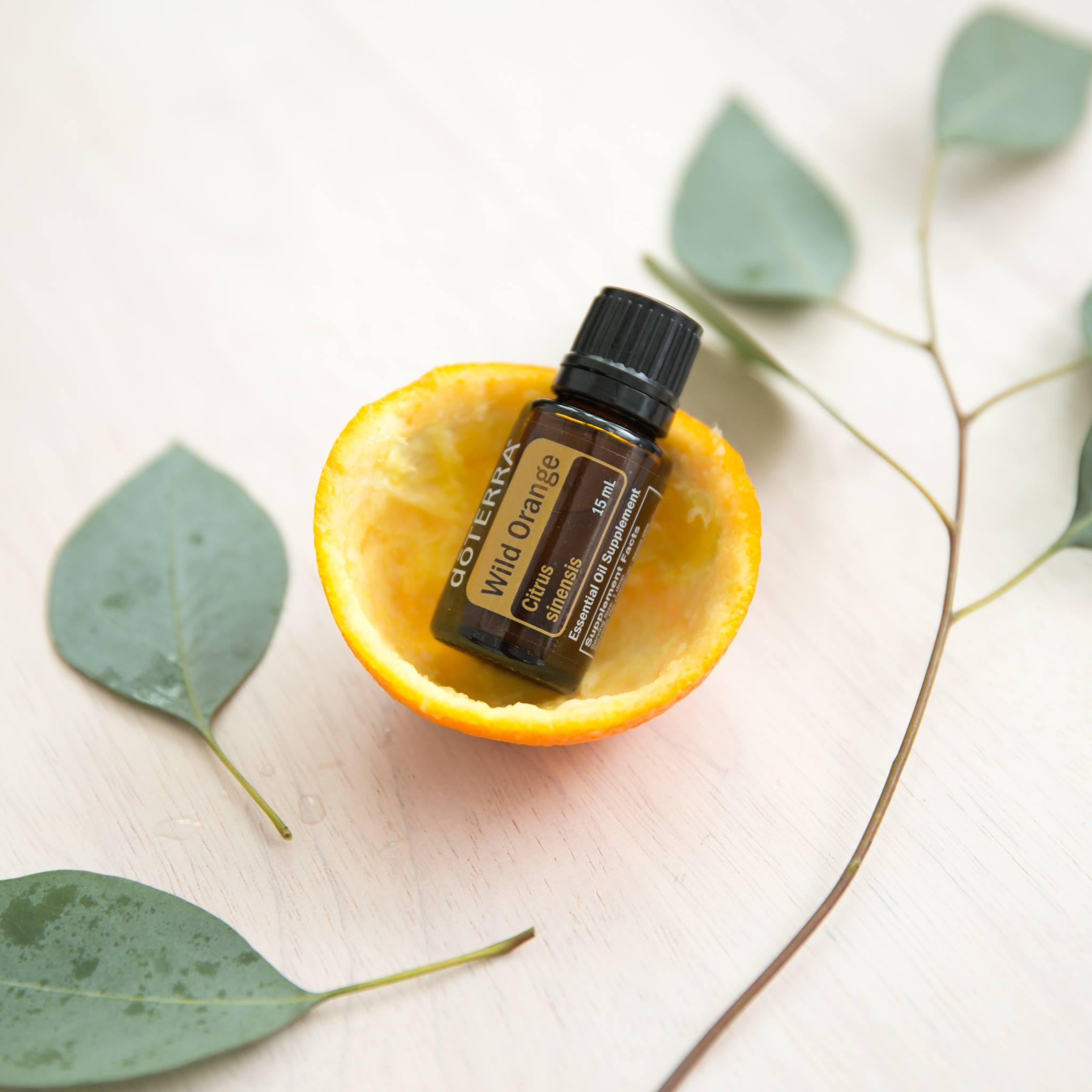 Wild Orange, dōTERRA, Essential Oils, The Oil of Abundance and Joy, HOO Happiness