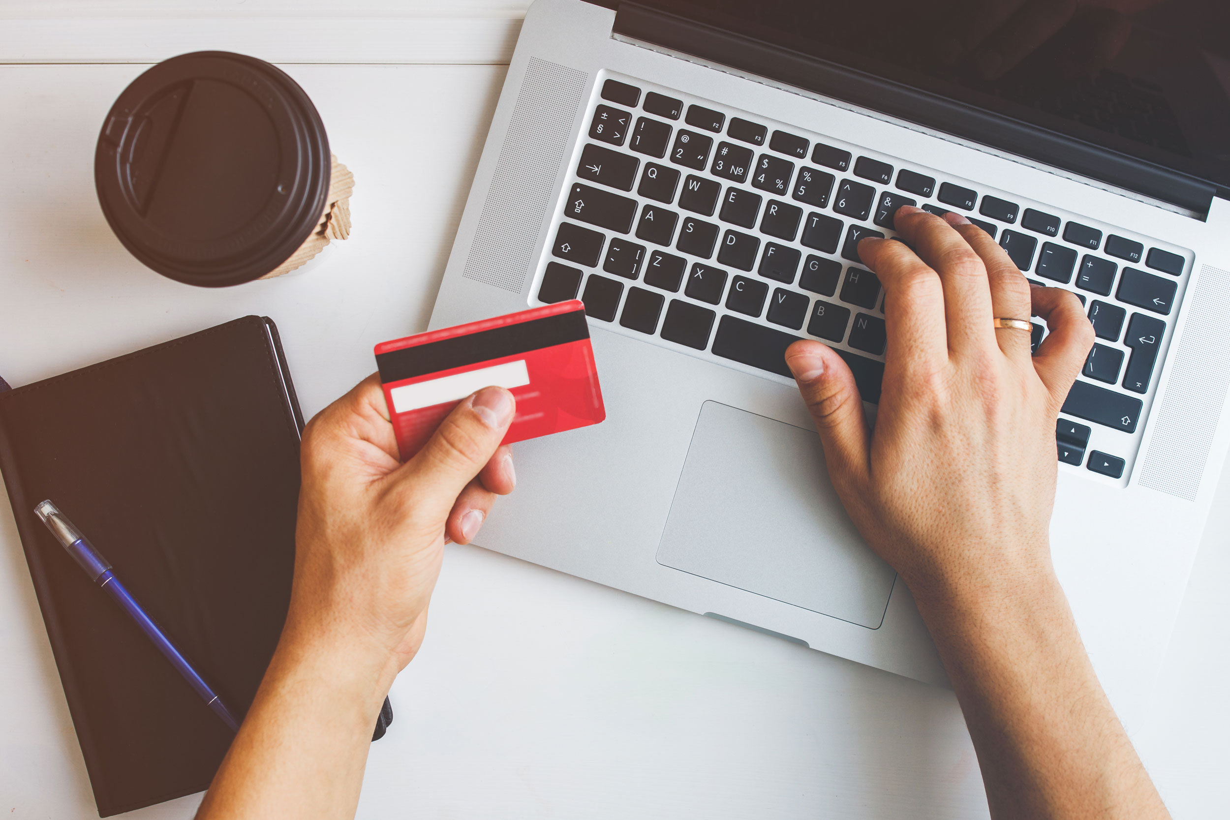 Pay Online - You can make a secure payment online using your checking account, savings account or debit card.