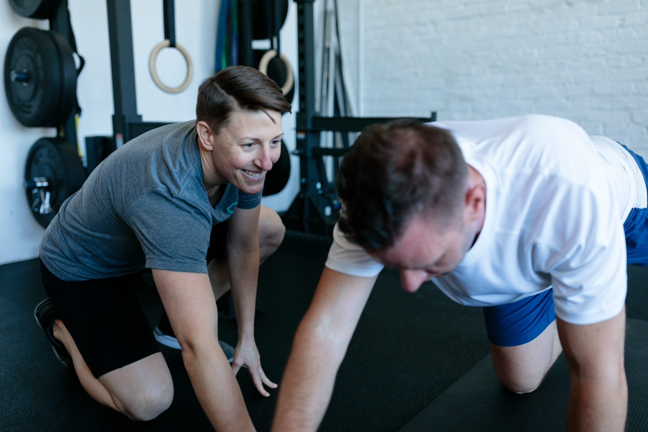 1:1 Personal Training - Customized 45-minute workouts created by your NASM certified Personal Trainer. Your trainer will optimize your results while supporting and encouraging you along the way to create results.