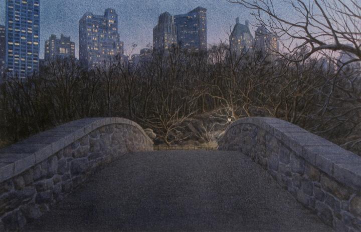 November Night, Central Park