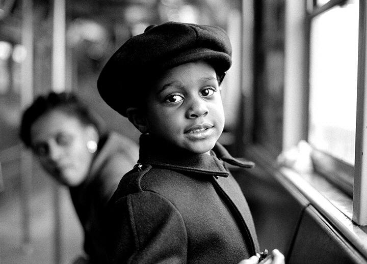 Boy on the 6 Train