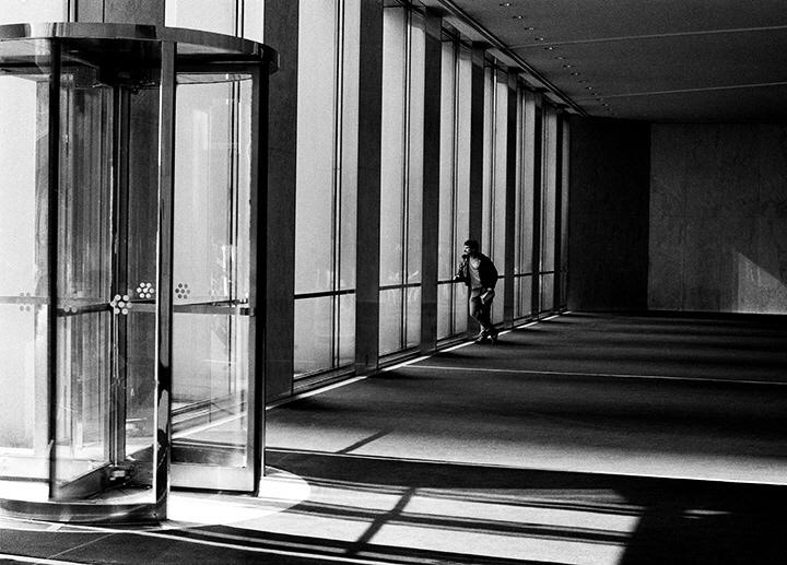 Revolving Door, WTC
