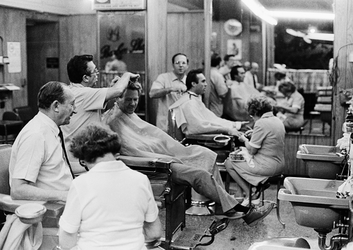 Barber Shop, 86th St.