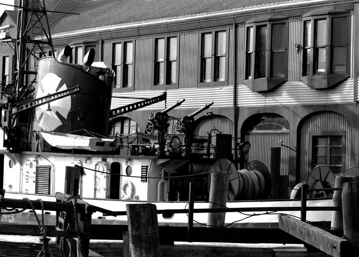 Fire Boat, Battery Park