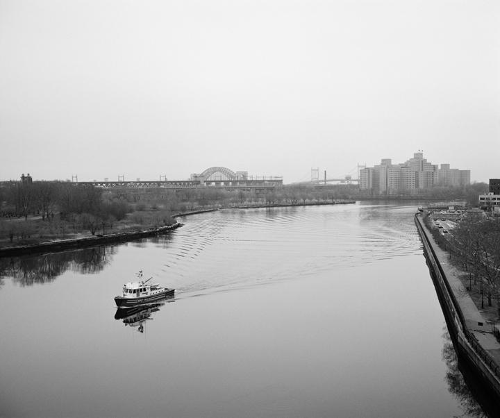 Police Boat, East River