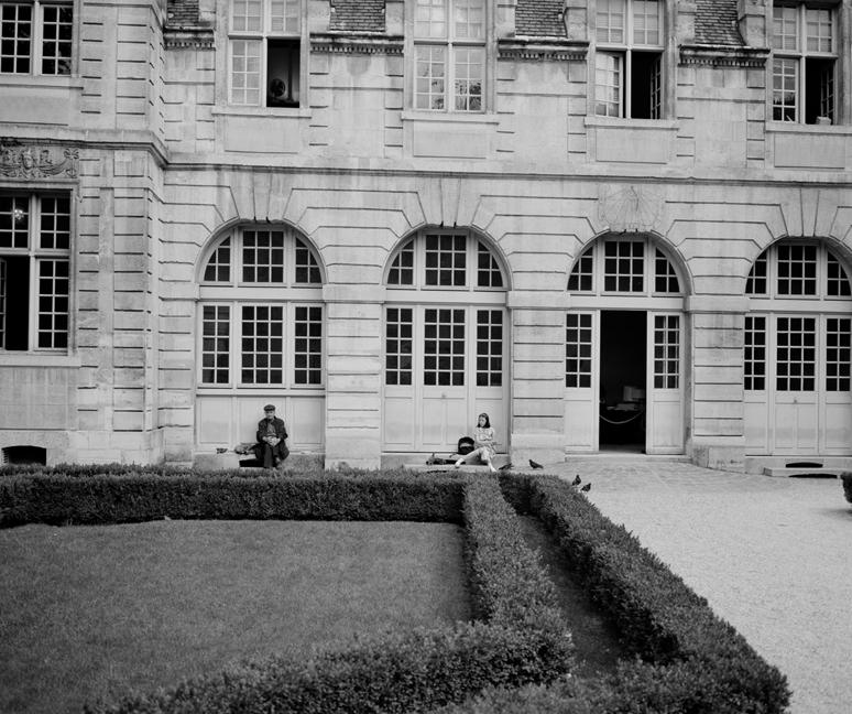 Courtyard I