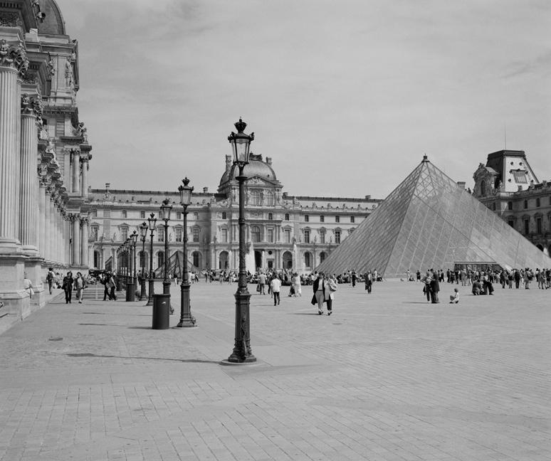 Pei Pyramid