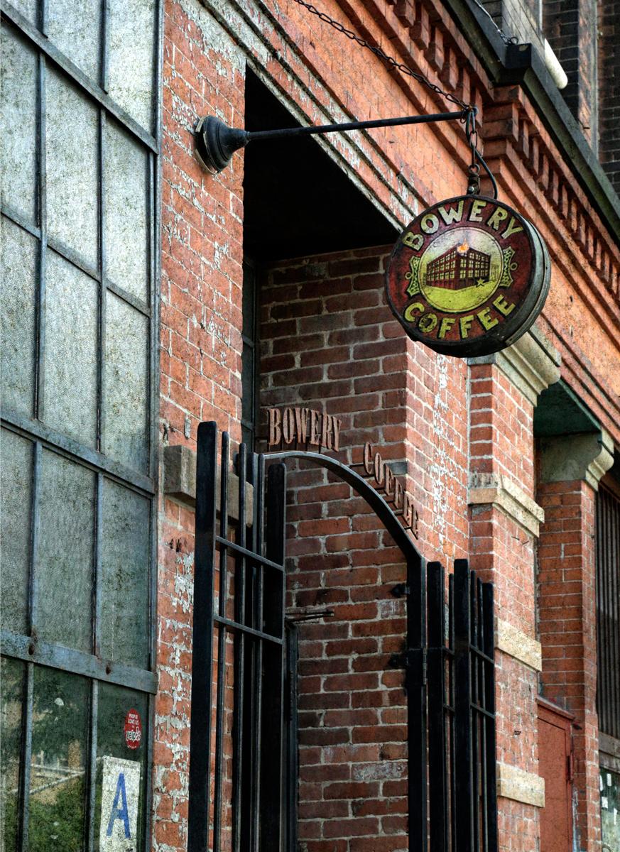Bowery Coffee House