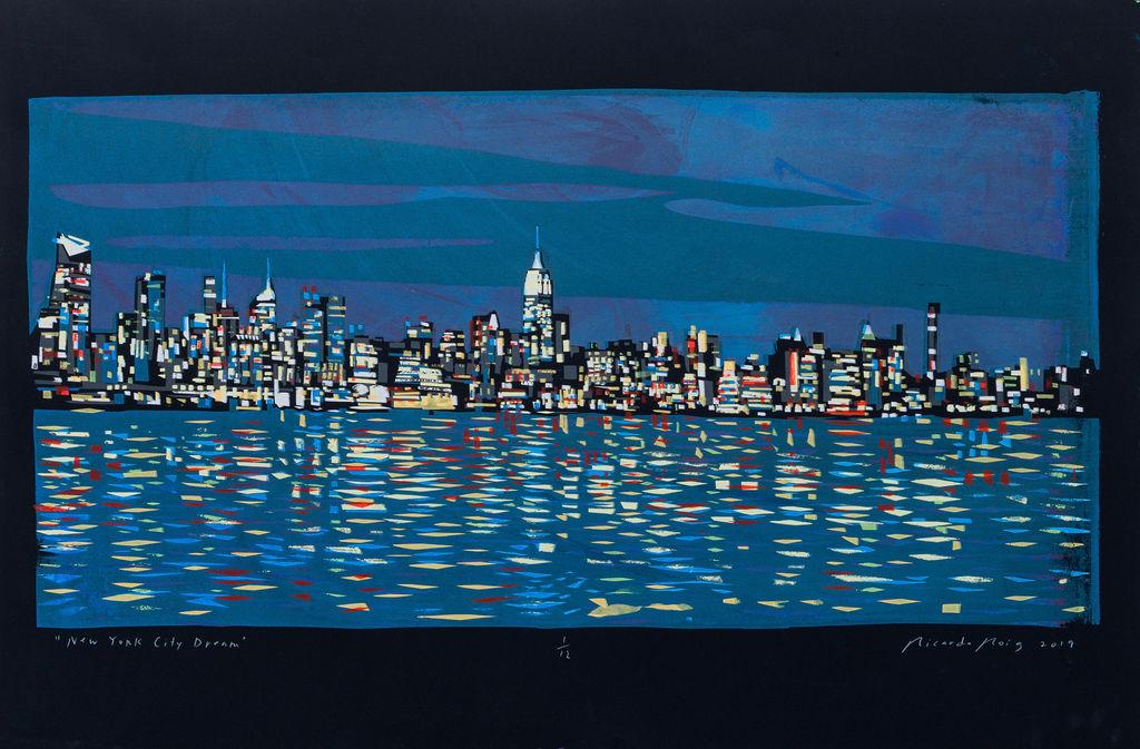 """""""NYC Dream"""" by Ricardo Roig"""