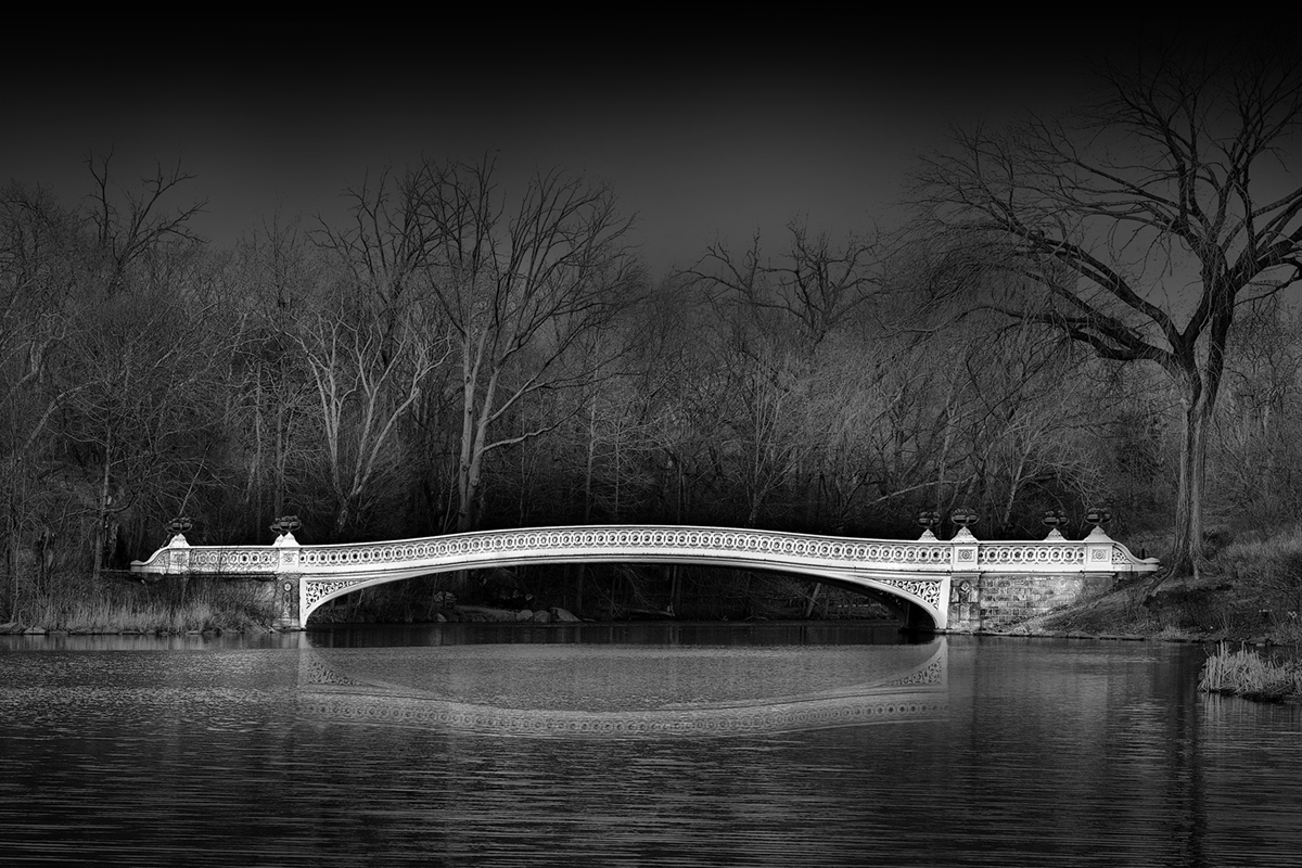 """The Bow Bridge"" by Steve Dreyer"