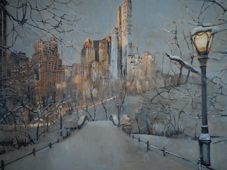 """""""Central Park"""" by Patrick Pietropoli"""