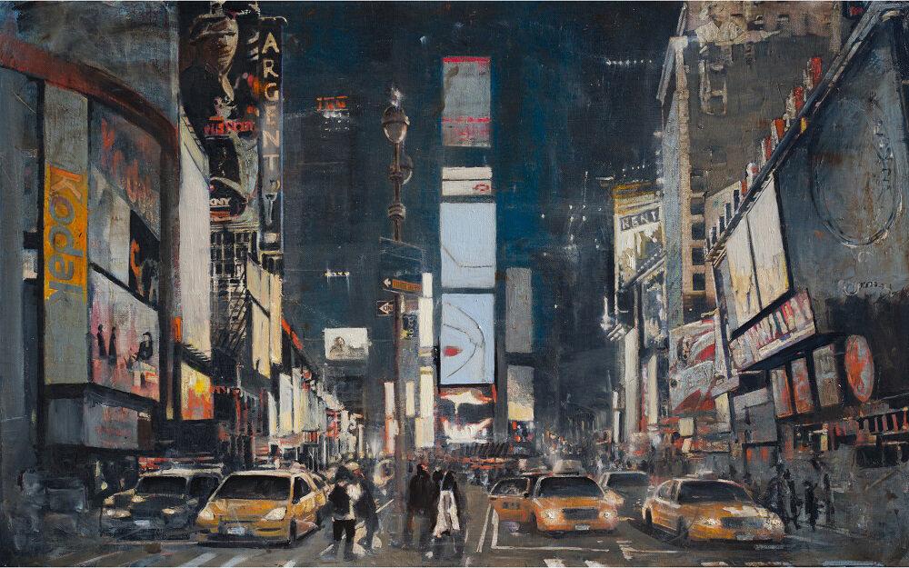 """Times Square"" by Patrick Pietropoli"