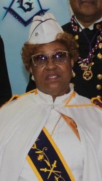 - Willie Ruth Dean,PYCH #3Grand Princess Captain