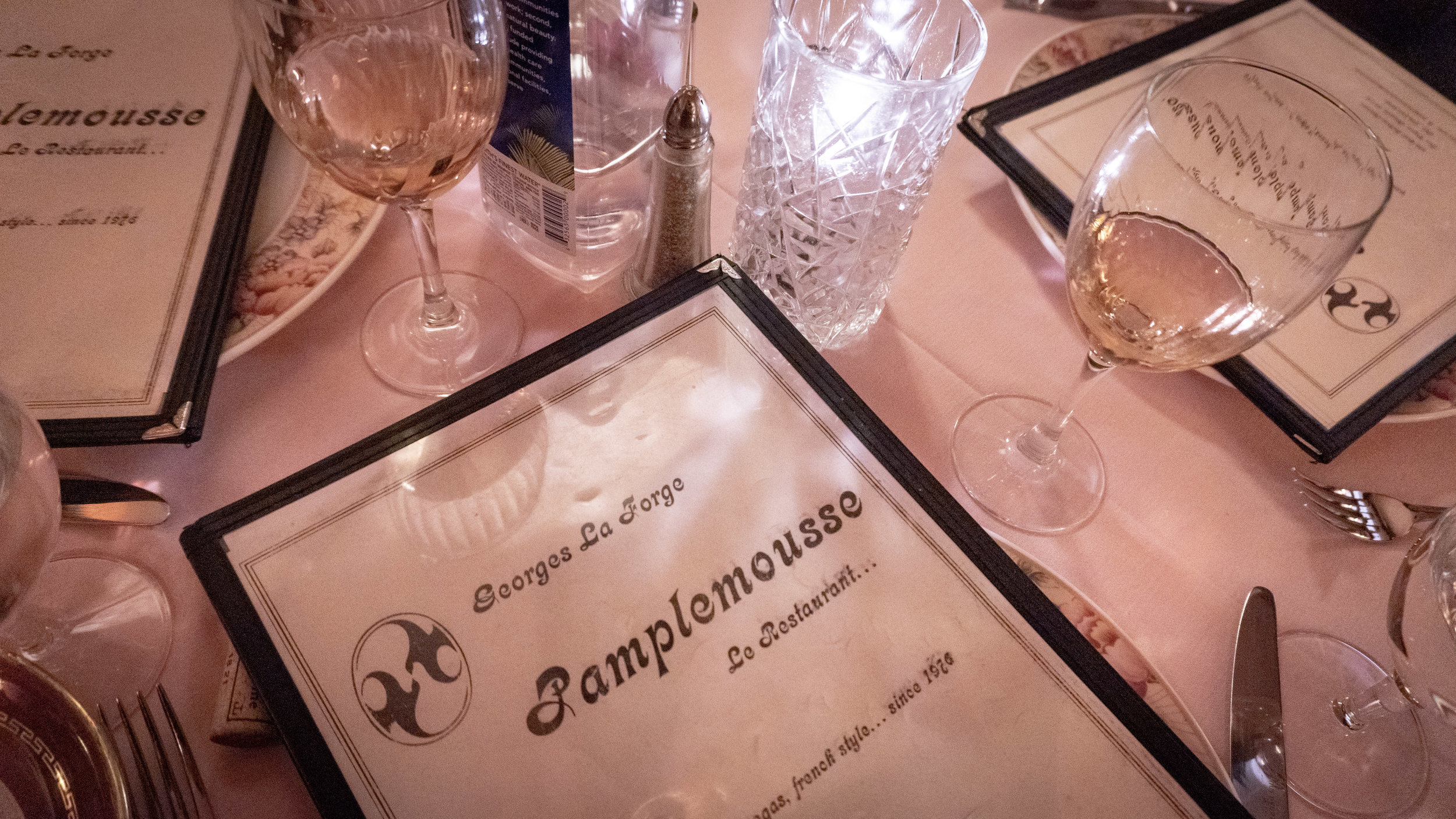 Here is your chance to be invited to special food and wine events at the Pamplemousse